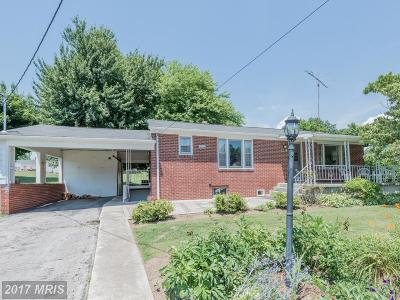 Manchester Single Family Home For Sale: 3236 Maple Avenue