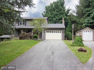 Sykesville Single Family Home For Sale: 594 Noland Drive