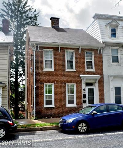 Westminster Multi Family Home For Sale: 55 Liberty Street