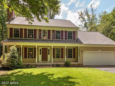 Reisterstown Single Family Home For Sale: 3510 Lawndale Road