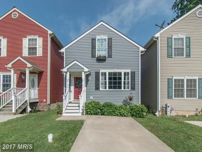 Hampstead Single Family Home For Sale: 830 Houcksville Road