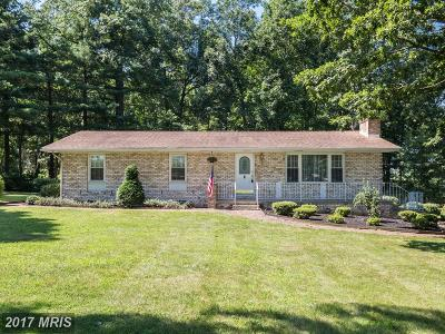 Single Family Home For Sale: 6450 Taneytown Pike