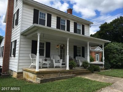 Single Family Home For Sale: 3456 Littlestown Pike