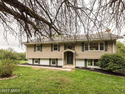 Manchester Single Family Home For Sale: 1921 Deep Run Road