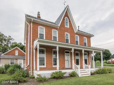 Hampstead Single Family Home For Sale: 2420 Hanover Pike