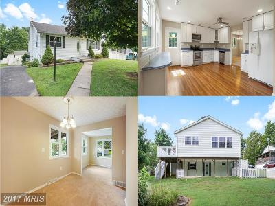 Sykesville Single Family Home For Sale: 5145 Bartholow Road
