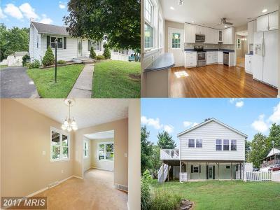 Eldersburg, Sykesville Single Family Home For Sale: 5145 Bartholow Road