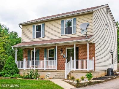 Single Family Home For Sale: 553 Crossbridge Drive