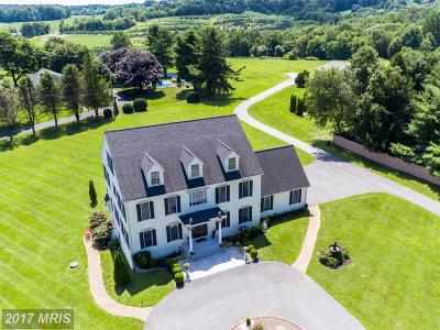 Sykesville Single Family Home For Sale: 903 Liberty Road