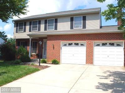 Eldersburg Single Family Home For Sale: 6675 Slacks Road