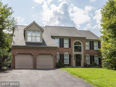 Eldersburg Single Family Home For Sale: 5420 Corinth Drive