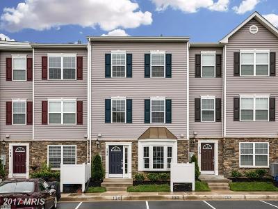 Eldersburg Single Family Home For Sale: 1826 Cassandra Drive #137