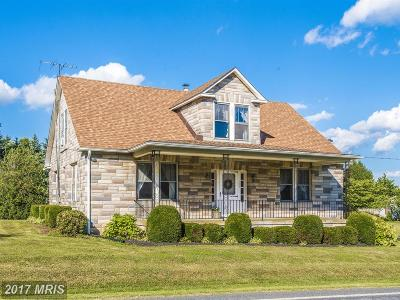 Mount Airy Single Family Home For Sale: 2601 Gillis Road