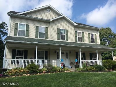 Single Family Home For Sale: 480 Leister Lane