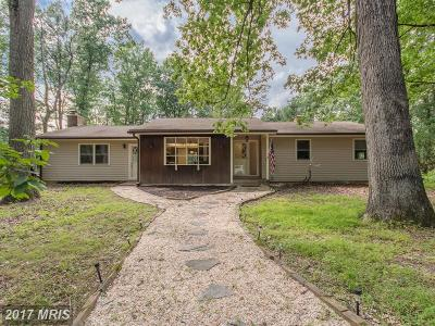 Westminster Single Family Home For Sale: 711 Cherrytown Road