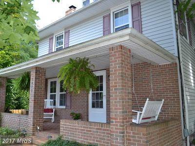 Single Family Home For Sale: 2423 Mayberry Road