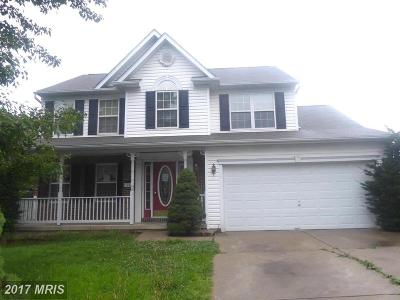 Hampstead Single Family Home For Sale: 3806 Shiloh Avenue