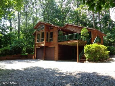 Manchester Single Family Home For Sale: 4546 Hay Drive