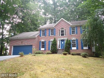 Woodbine Single Family Home For Sale: 7495 Morgan Road