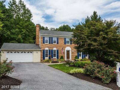 Sykesville Single Family Home For Sale: 5388 Viewpoint Court