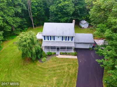 Sykesville Single Family Home For Sale: 6120 Hidden Hollow Drive