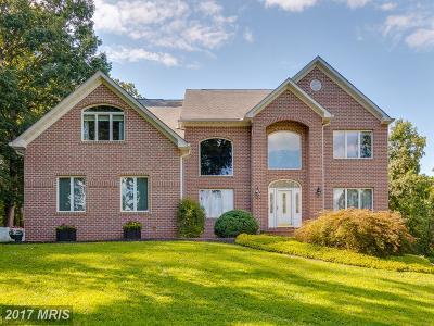 Sykesville Single Family Home For Sale: 5737 Nano Drive