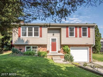 Manchester Single Family Home For Sale: 3320 Augusta Road