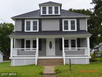 Manchester Single Family Home For Sale: 4121 Main Street