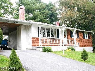 Finksburg Single Family Home For Sale: 2202 Pheasant Run Drive
