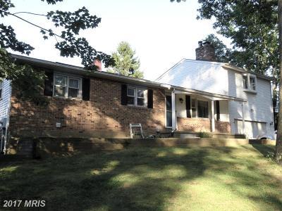 Finksburg Multi Family Home For Sale: 2210 Pheasant Run Drive