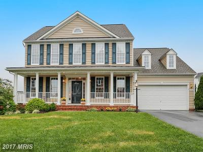 Mount Airy Single Family Home For Sale: 2102 Scarlet Way
