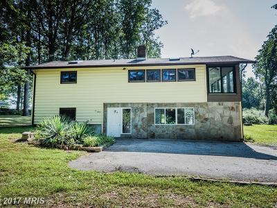 Finksburg Single Family Home For Sale: 615 Ridge Road