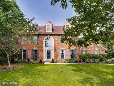Finksburg Single Family Home For Sale: 2067 Misty Meadow Road