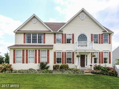 Mount Airy Single Family Home For Sale: 402 Bridlewreath Way