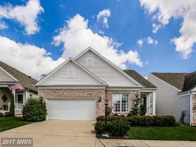 Taneytown Single Family Home For Sale: 126 Saddletop Drive #341