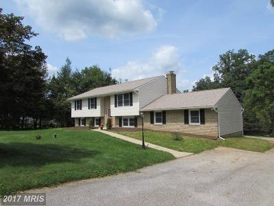 Westminster Single Family Home For Sale: 2130 Coon Club Road
