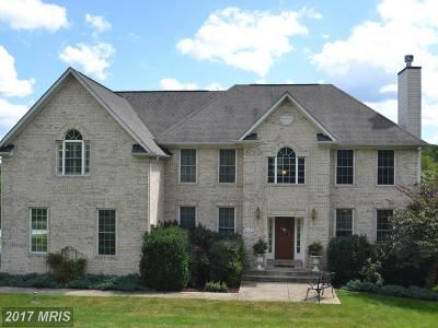 Sykesville Single Family Home For Sale: 6353 Trout Stream Drive