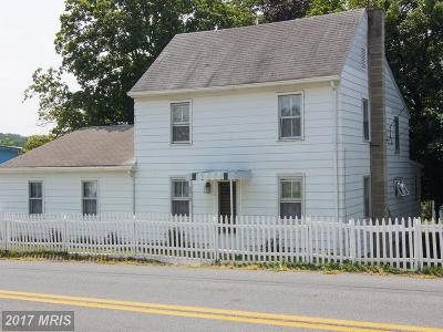 Single Family Home For Sale: 3313 Uniontown Road