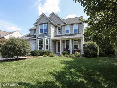 Eldersburg Single Family Home For Sale: 842 Caren Drive