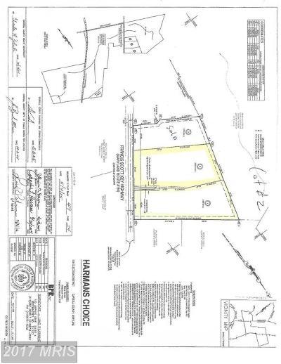 Keymar Residential Lots & Land For Sale: Francis Scott Key Highway
