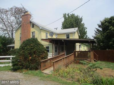 Single Family Home For Sale: 525 Humbert Schoolhouse Road