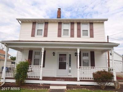 Sykesville Single Family Home For Sale: 910 Central Avenue