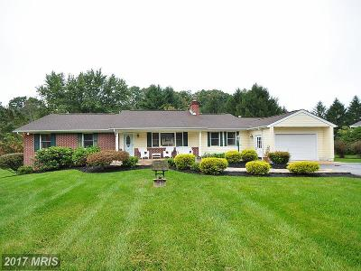 Sykesville Single Family Home For Sale: 4012 Robin Hood Way
