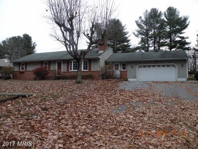 Single Family Home For Sale: 329 Springdale Road