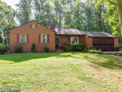 Westminster Single Family Home For Sale: 1425 Ridge Road