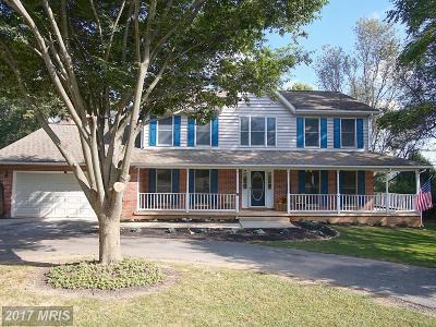 Mount Airy Single Family Home For Sale: 2711 Gillis Road