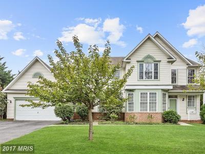 Eldersburg Single Family Home For Sale: 885 Caren Drive