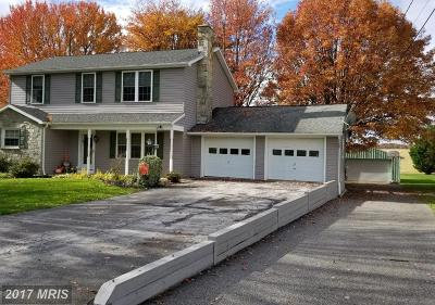 Westminster Single Family Home For Sale: 1306 Hughes Shop Road