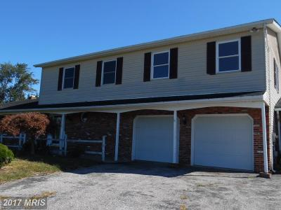 Mount Airy Single Family Home For Sale: 2323 Gillis Road