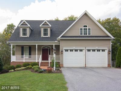 Sykesville Single Family Home For Sale: 6358 Sykesville Road